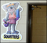 Amenities_Squatters Sign